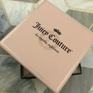 Juicy Couture Jewelry - Juicy Couture Necklace New in Box Missing Earrings